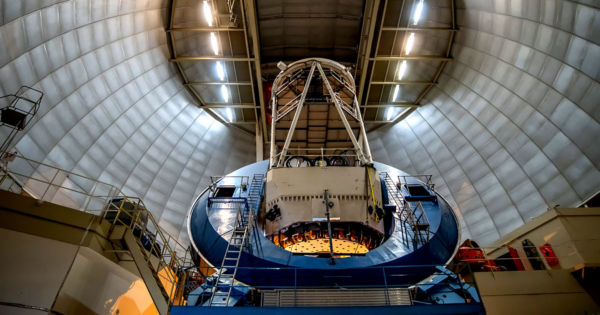 Scientists Boot Up New Device to Map the Universe's Dark Energy