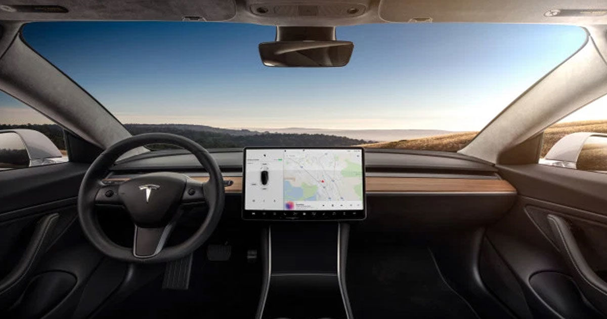 "Elon Musk: Camera Inside Teslas is ""Meant for Robotaxi"" Mode"