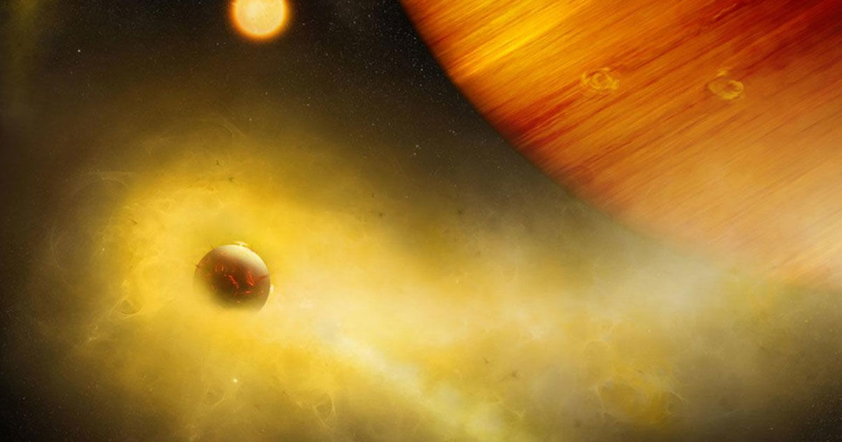 Doomed Exoplanet Sets Record for Shortest Orbit Around a Star