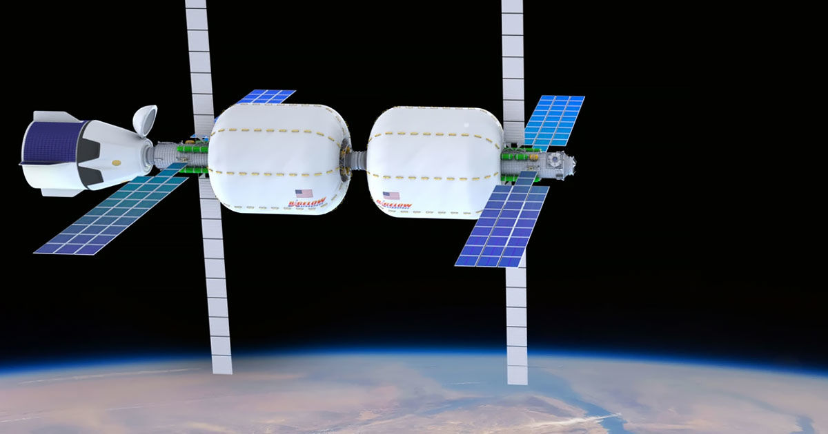 NASA Has a Plan to Encourage Private Space Stations