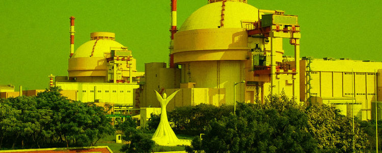 Someone Hacked India's Nuclear Power Plants