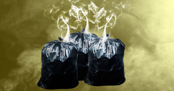 Scientists Dug Through Teens' Trash to See What They're Smoking