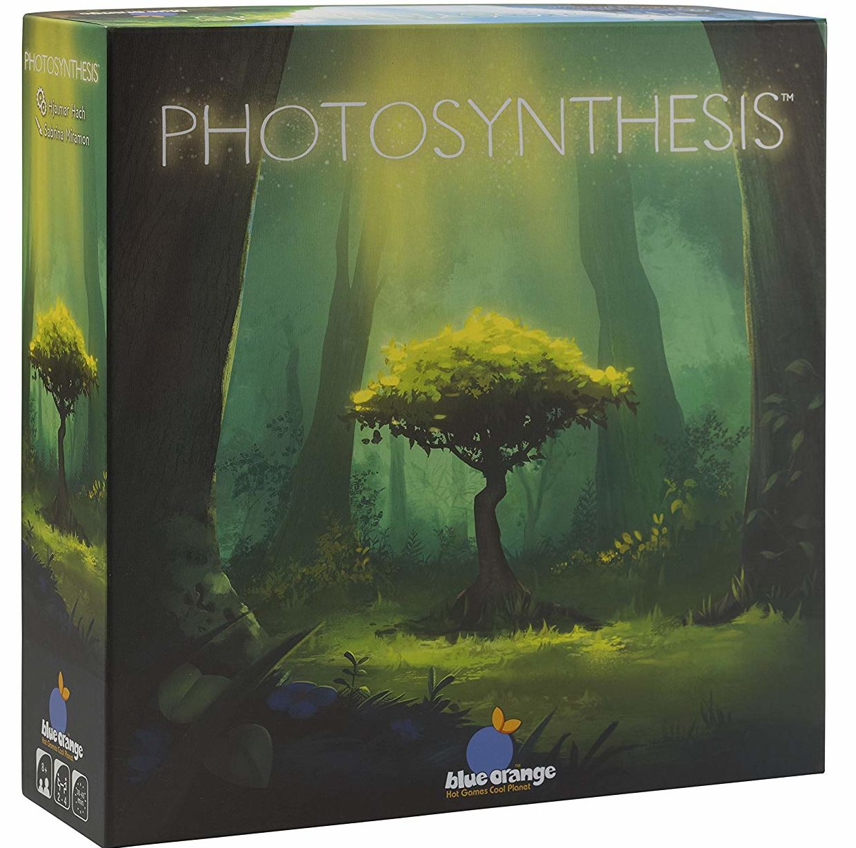 Photosynthesis Is the Strategy Game That Lets You Take Control of a Forest Ecosystem