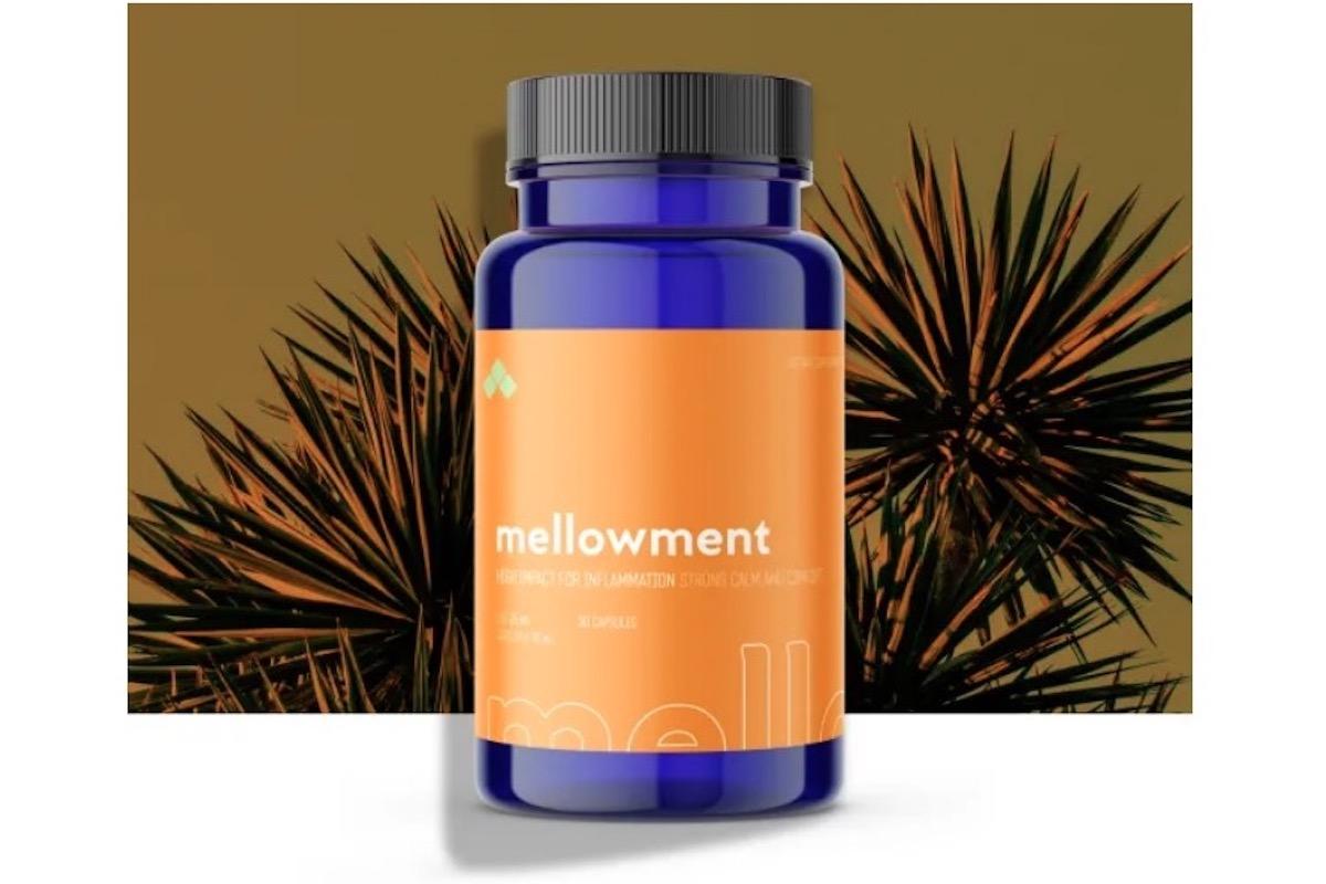 Mellowment CBD for inflammation.