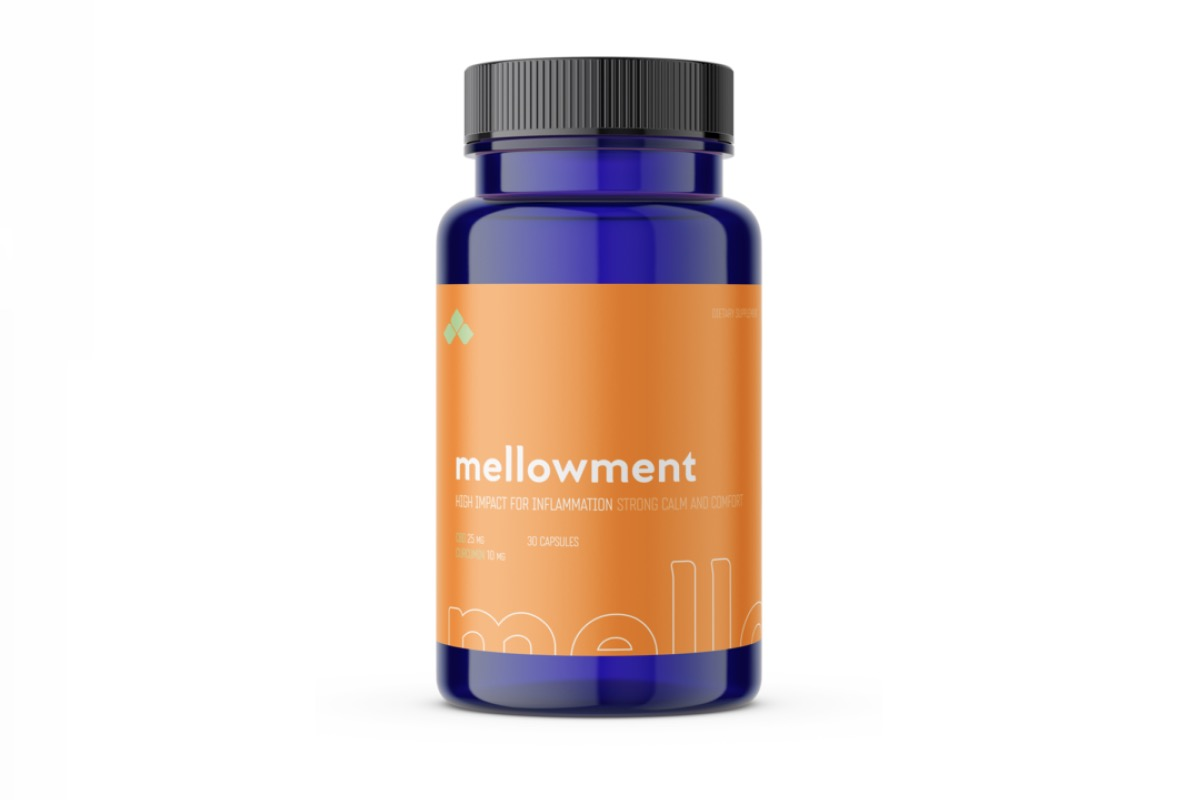 Mellowment CBD bottle
