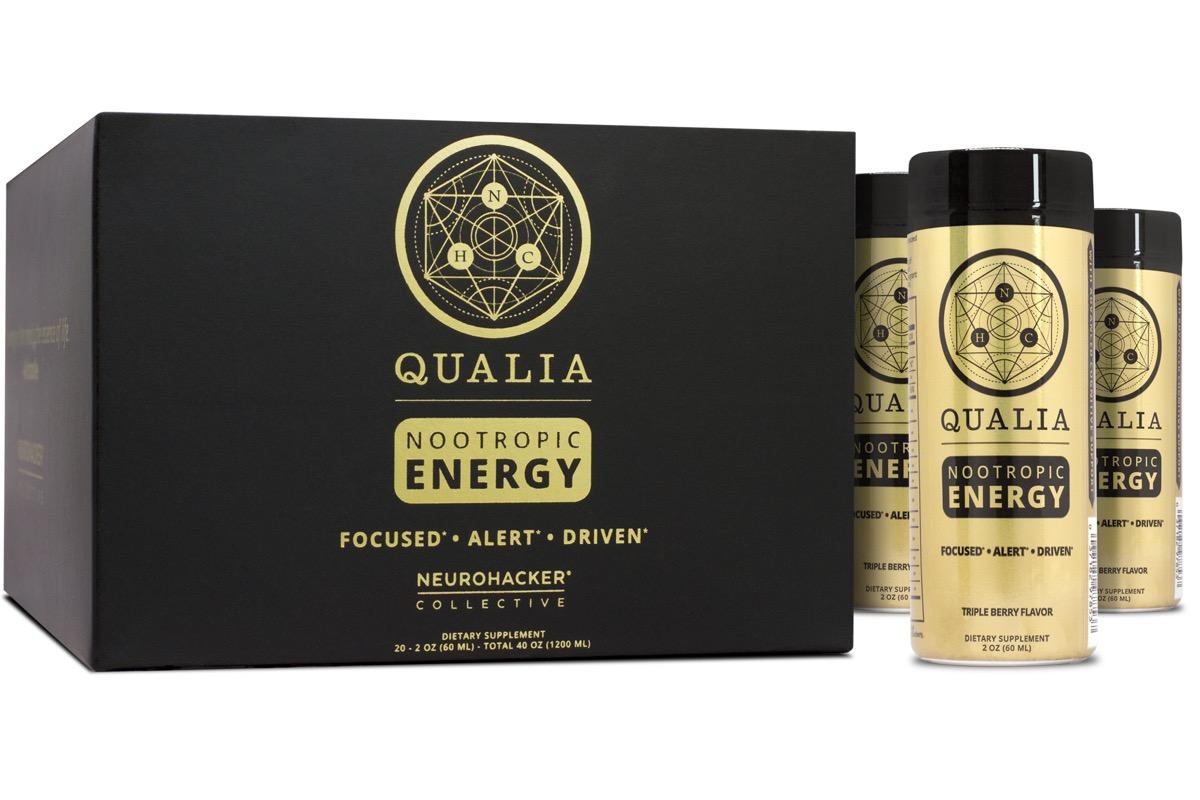 Qualia Nootropic Energy