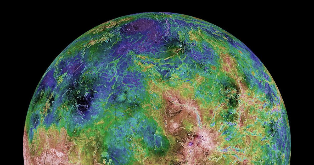 India's Space Agency Wants to Explore Venus