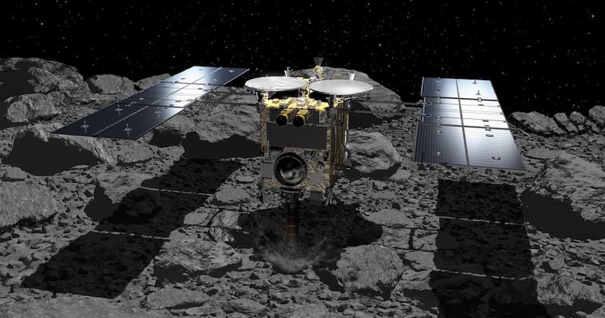 Japanese Space Probe Returning to Earth, With Chunks of Asteroid