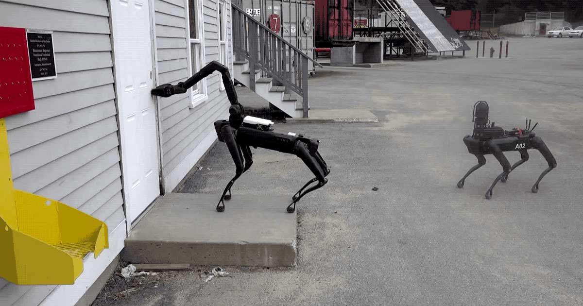 Boston Dynamics Says It'll Sell Robots, But Won't Give Any