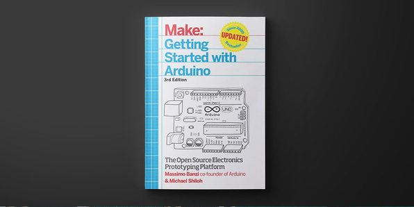 Arduino Hacker eBook Bundle
