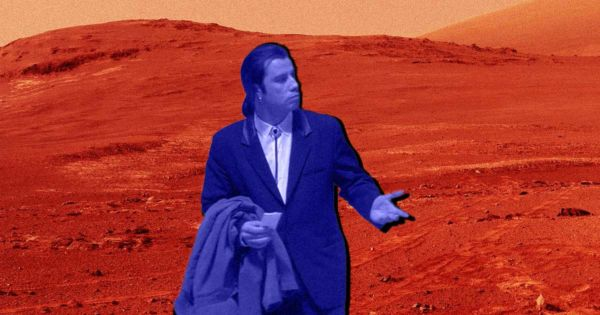 University Deletes Press Release Claiming Evidence of Bugs on Mars