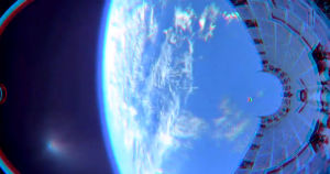 SpaceX has released an amazing video that shows half of a nose cone (or fairing) from a Falcon Heavy rocket plummet back own to Earth.