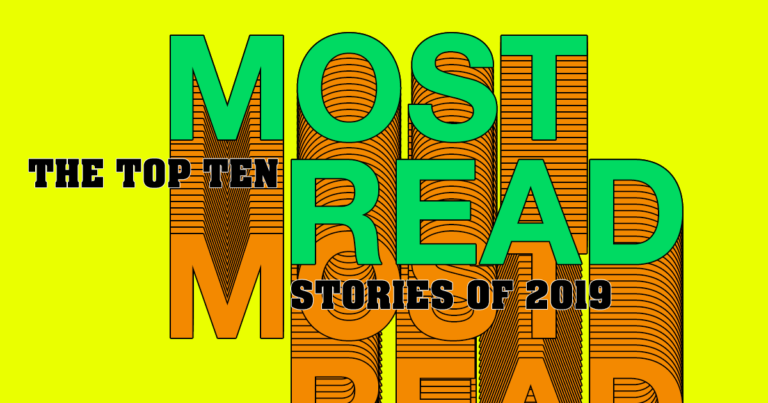The Top Ten Most-Read Futurism Stories of 2019
