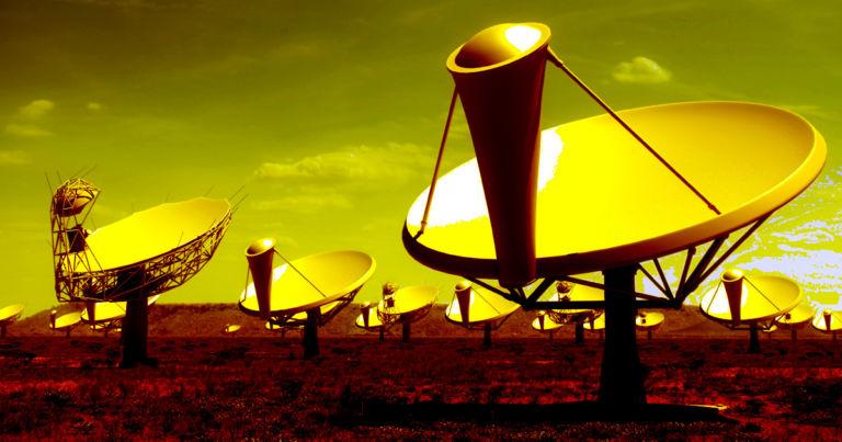 Africa Unveils Massive Alien-Hunting Antenna Network