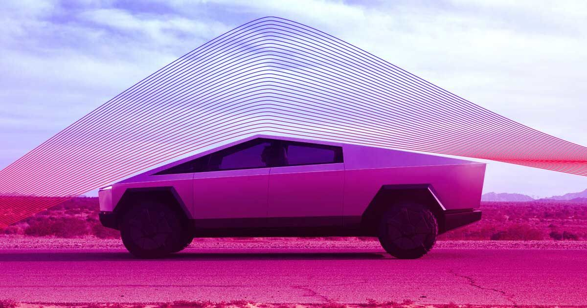 "Elon Musk: Cybertruck aerodynamics could be ""insane"""