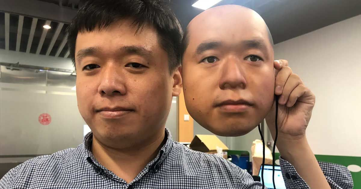 Hackers Dupe Facial Recognition Systems With Creepy Mask
