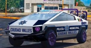 The cops of San Luis Potosi, Mexico just announced plans to buy a Cybertruck fleet, making it the second police force interested in the vehucle.