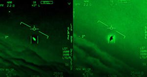 Chad Underwood, a Navy pilot who recorded a bizarre UFO encounter in 2004, talked to Intelligencer about what he saw in an interview.