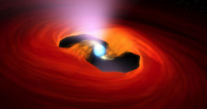 Astrophysicists have detected a gamma-ray