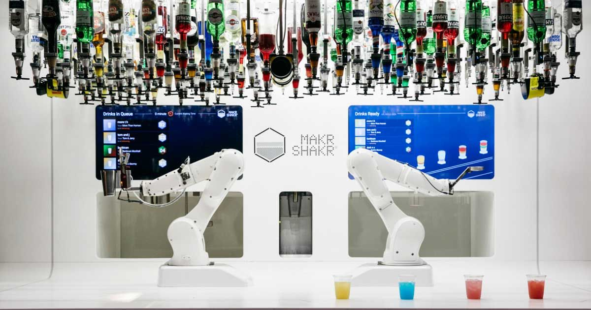 Robot Bartender Developer Wants to Pay the Humans It Replaces