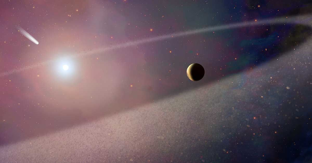 Scientists Find Dead Star Roasting Its Giant Exoplanet