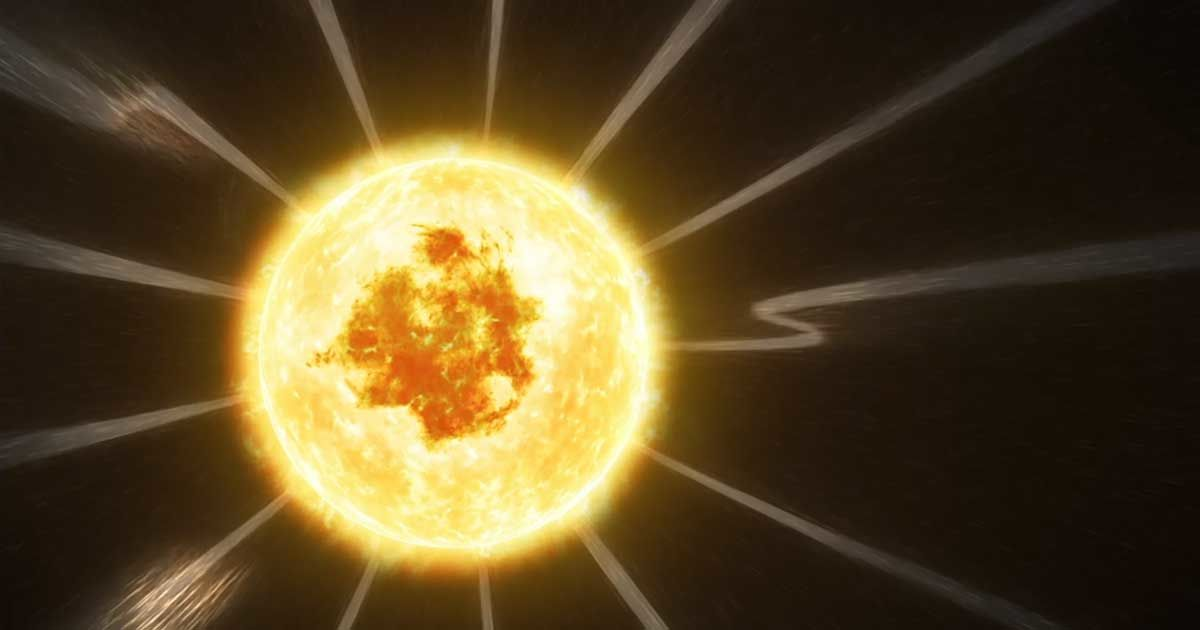 Scientists Mystified: Sun's Magnetic Field Appears to be Flipping