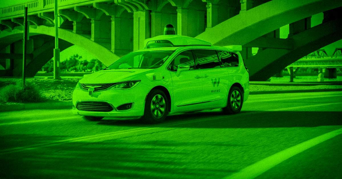 Waymo Is Taking the Safety Drivers out of Its Autonomous Taxis