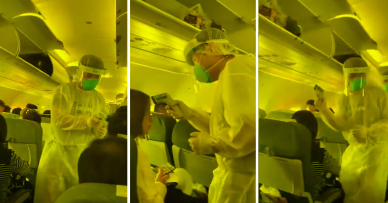 In China, Hazmat Teams Are Searching Flights For Deadly Outbreak