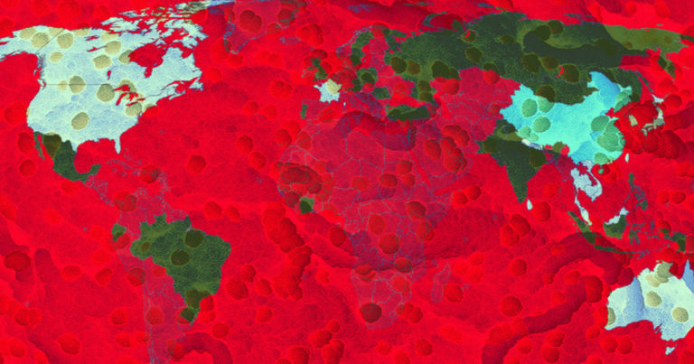 In a Recent Simulation, a Coronavirus Killed 65 Million People