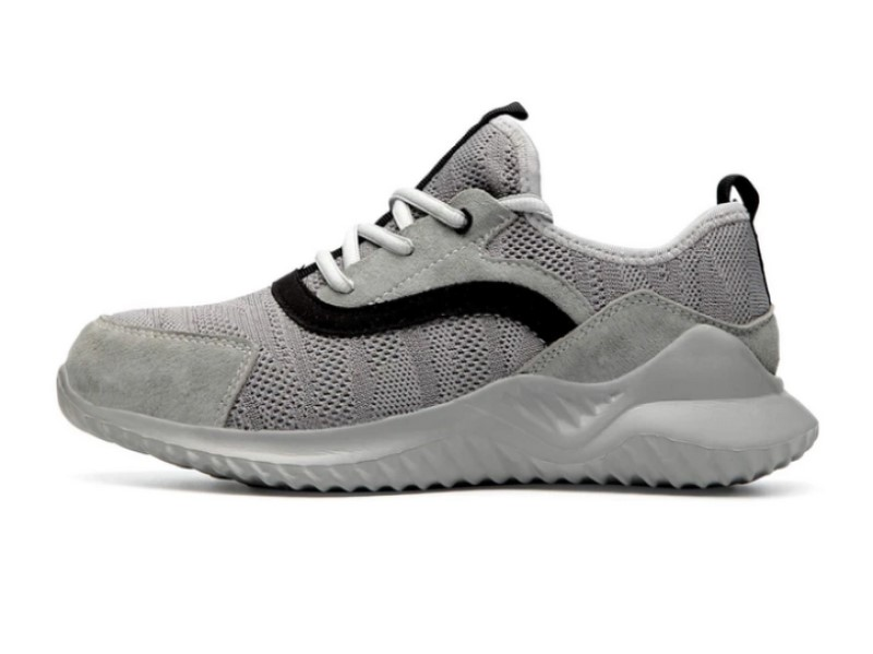 High Tech Work Shoes Look Like Sneakers