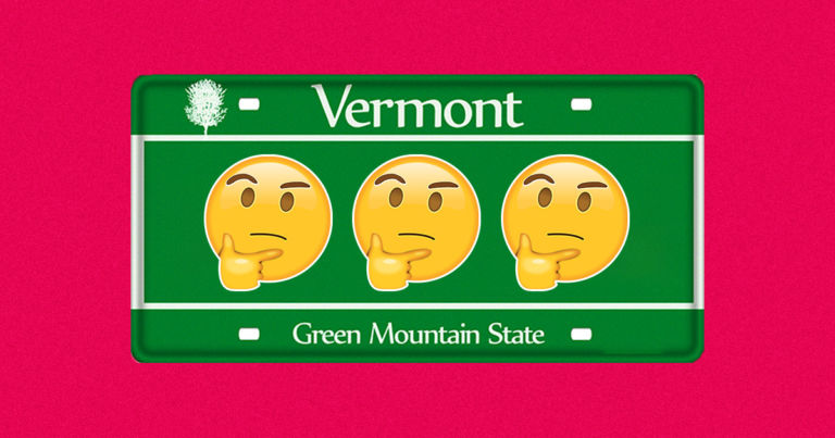 This Law Would Allow Emojis on License Plates