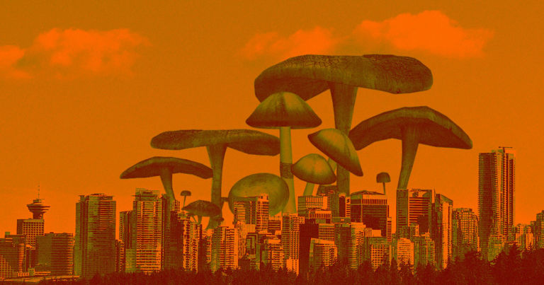 These Researchers Want You to Live In a Fungus Megastructure