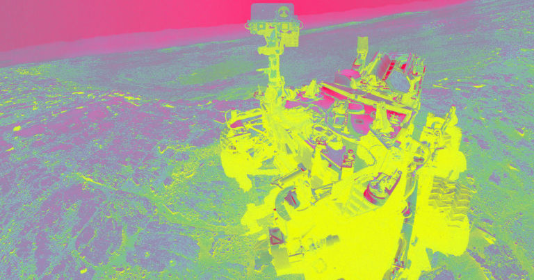 Glitch Puts NASA's Curiosity Mars Rover Out of Commission