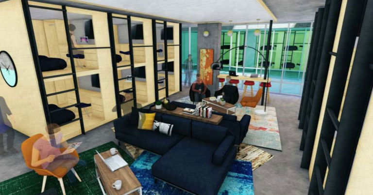 This Developer Wants to Pack Renters Into Tiny Underground Pods