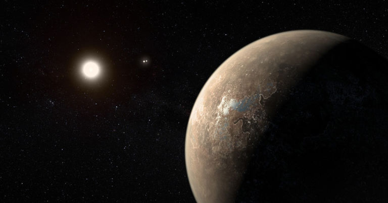 Scientists Find Evidence of Second Planet Orbiting Closest Star