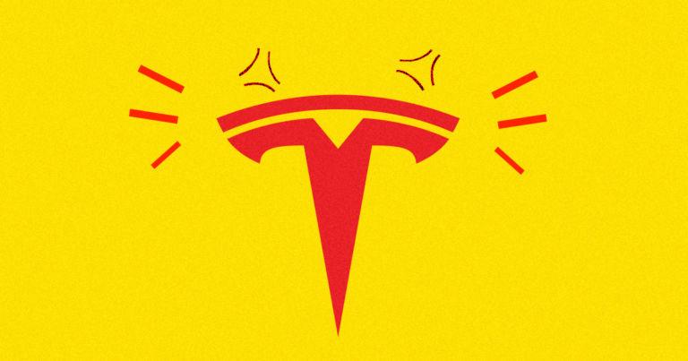 Tesla Blames Crash Reports on Short-Seller