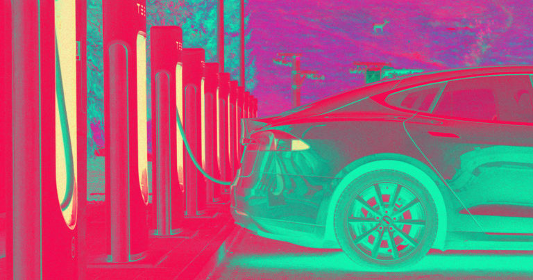 Tesla Offers Free Charging in China During Coronavirus Outbreak