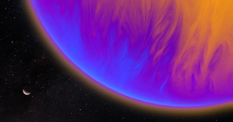 Astronomers conclude massive exoplanet could host life