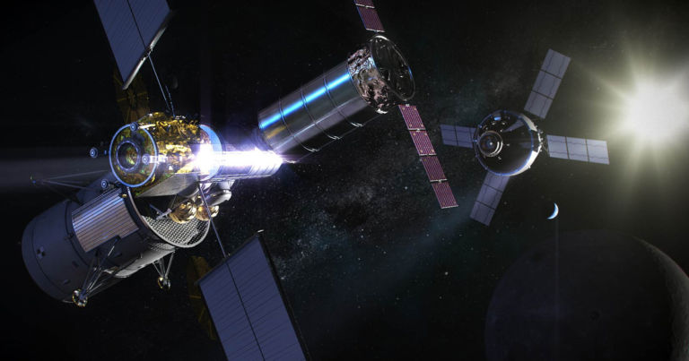 Australia wants to help NASA build space station using robots