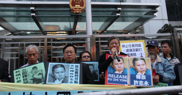 china locks up activist who criticized state u2019s covid