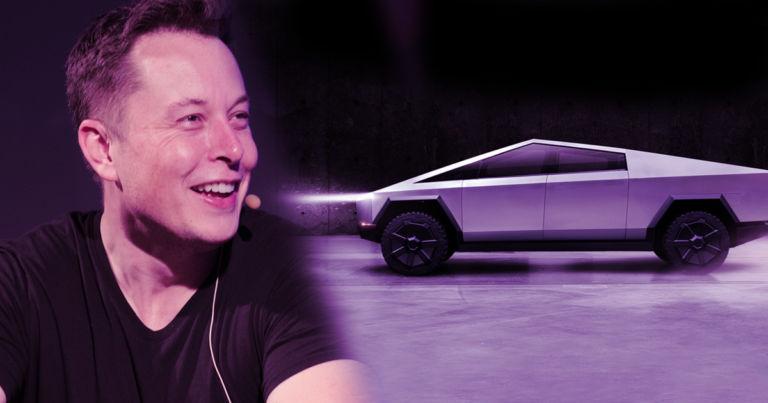 Elon Musk is Worried No One Will Buy Cybertruck   Futurism