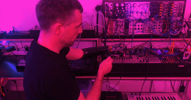 This guy hacked his prosthetic arm to control musical instruments