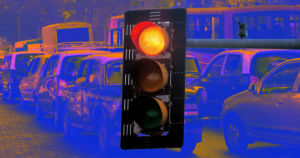 To stop a constant barrage of car honking noise, the Mumbai police installed horn noise detectors at traffic lights. The more noise, the longer the red.