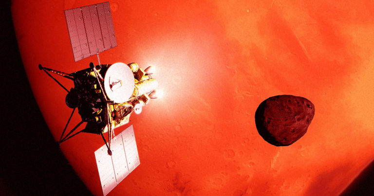 Japan gives the 'go' to sample return mission to Mars moon