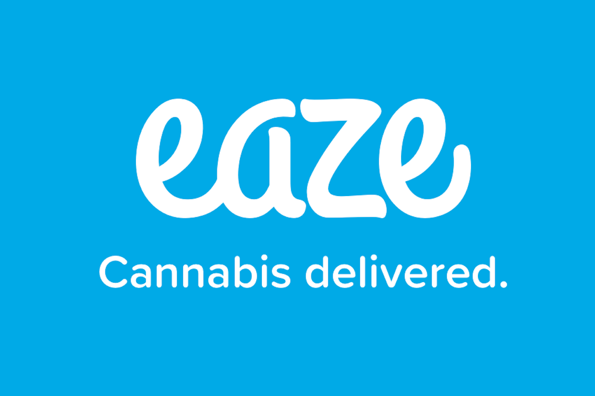Eaze weed delivery