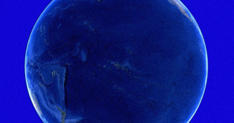 Scientists say ancient Earth was completely covered in water