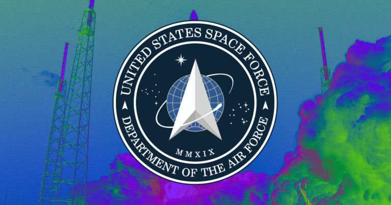 The US Space Force is about to finally leave the planet