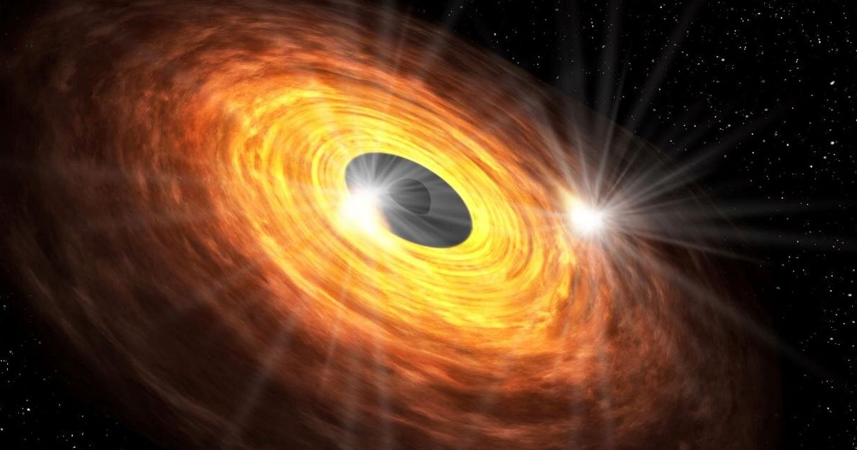 Black Holes Aren't Supposed to Eat Stars That Way