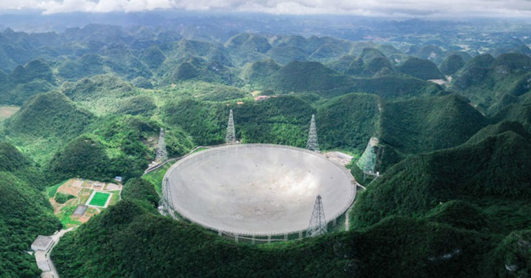 Experts: China is pulling ahead in race to identify extraterrestrials