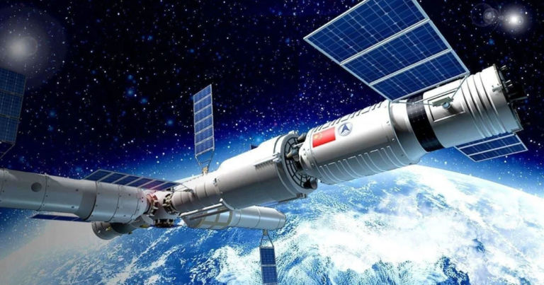 """China's plans for """"Heavenly Palace"""" space station are dazzling"""